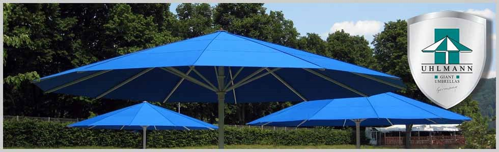 Giant Patio Umbrellas