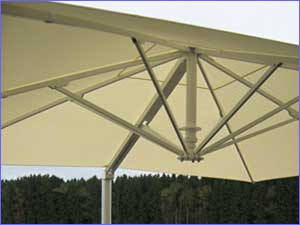 Giant Umbrellas - Cantilever Umbrellas