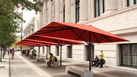 Metropolitan Umbrellas by Uhlmann