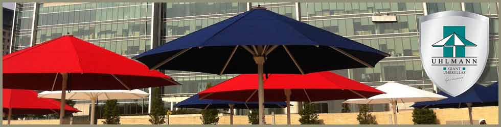 Telescopic Umbrellas by Uhlmann